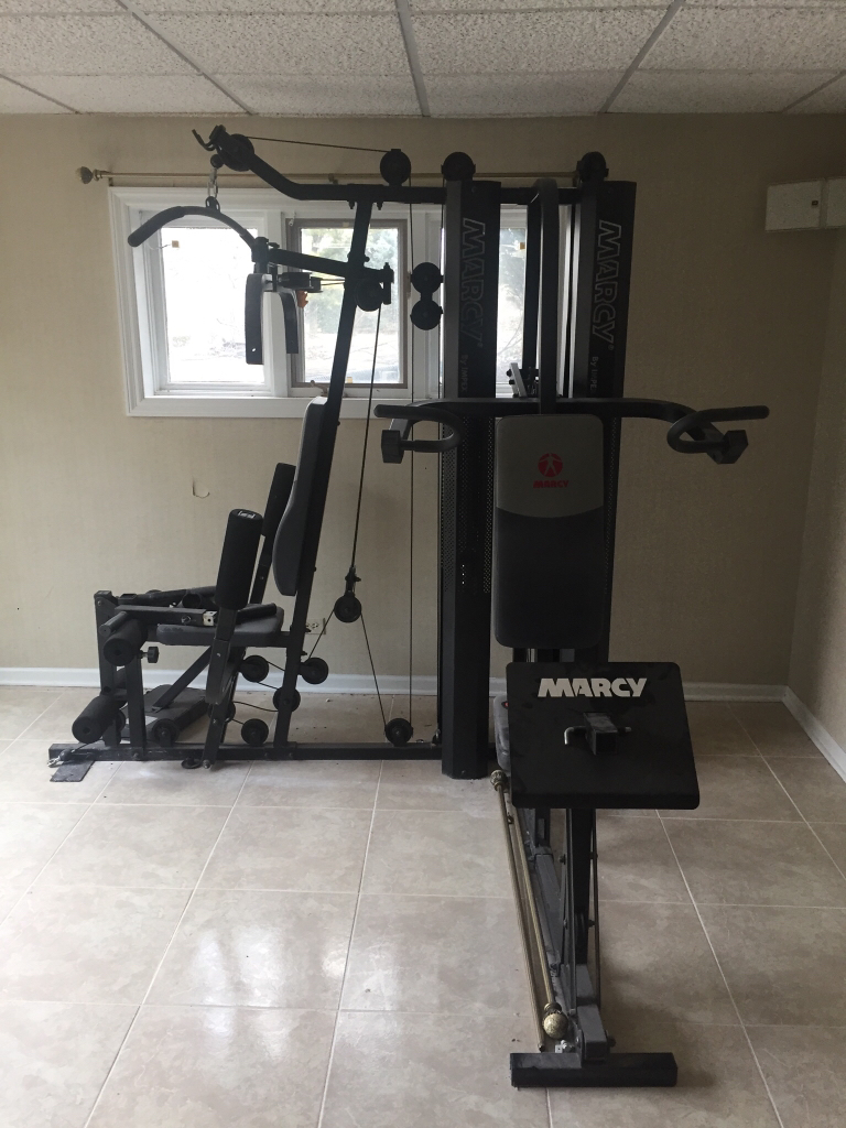 Impex marcy cr corner home gym free the chicago garage