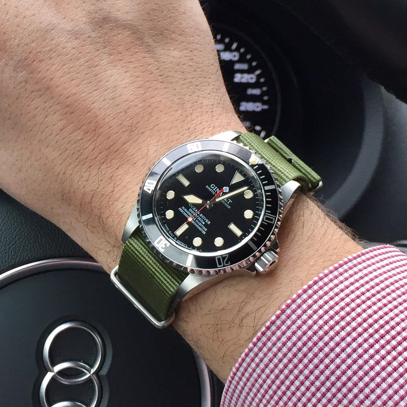 Rolex Sea Dweller 43mm Dimensions