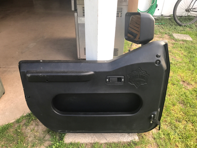 Jeep Jk Half Doors For Sale Craigslist