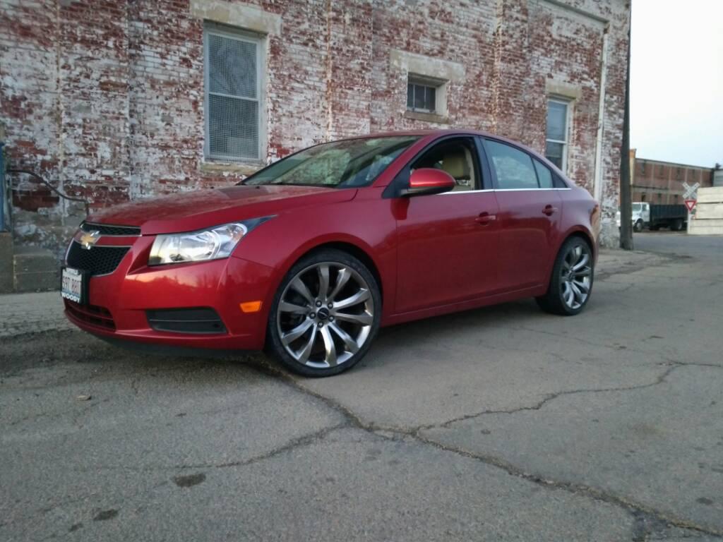 Confirmed 2012 Chrysler 300 S Wheel Fitment