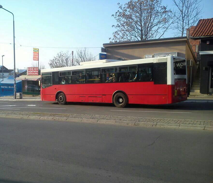 javni gradski prevoz nis
