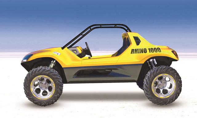Yamaha Rhino  Seater