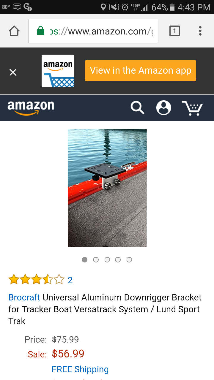 Best idea for mounting a fish finder in a tiller handle boat for Best fish finder for small boat