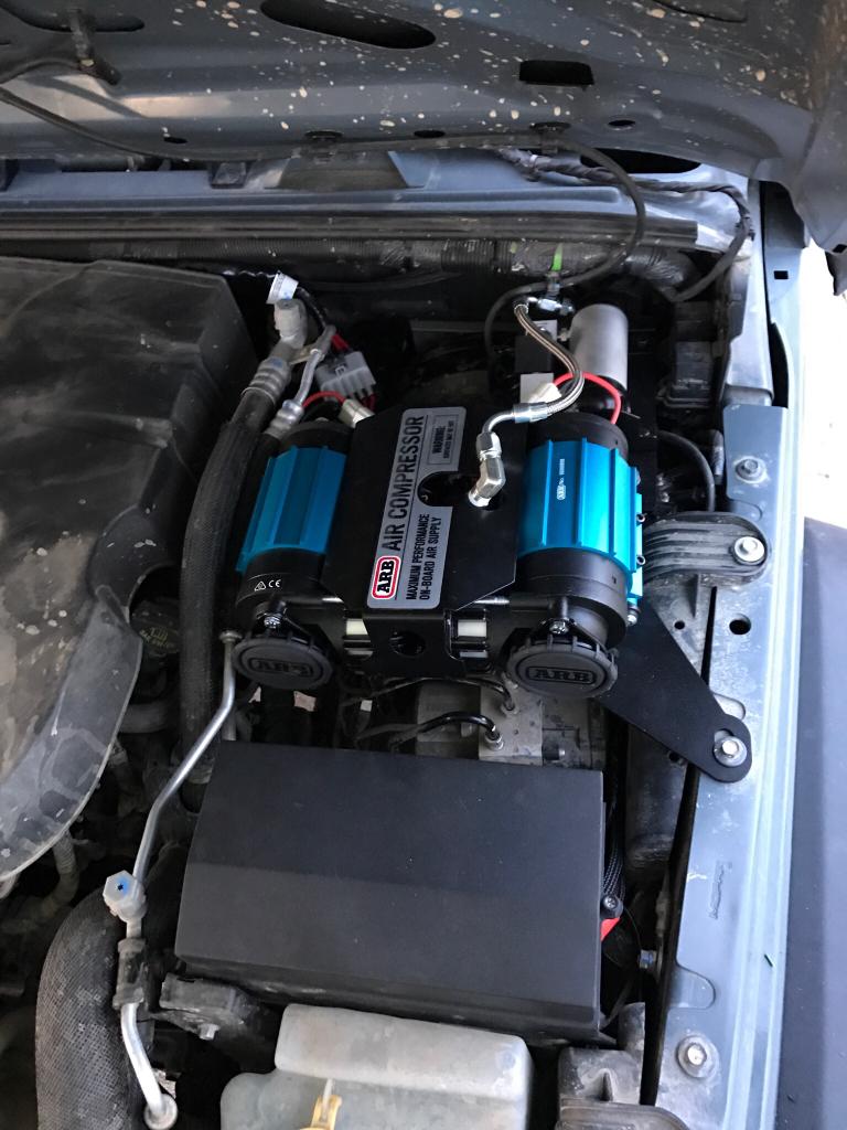 Arb Compressor Ckma12 Or Ckmta12 Jeep Wrangler Forum