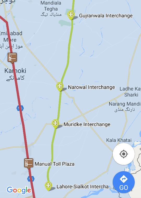 PUNJAB LahoreSialkot Motorway Infrastructure UC Page 7