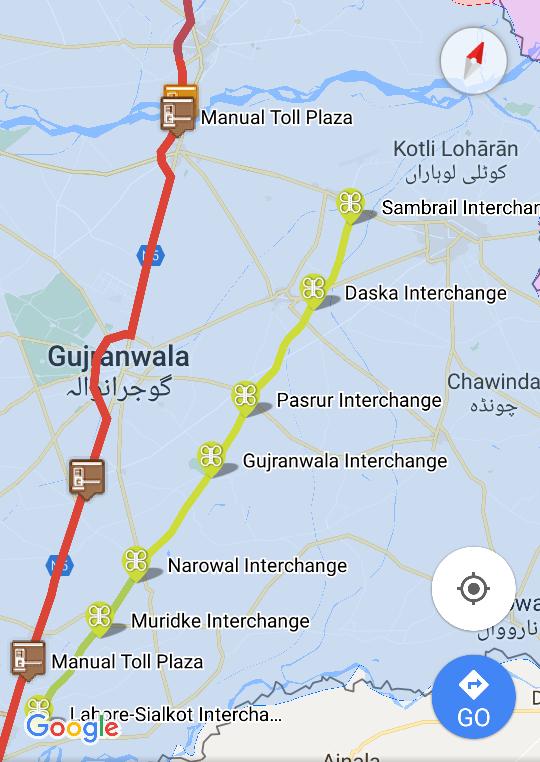 PUNJAB LahoreSialkot Motorway Infrastructure UC Page 18