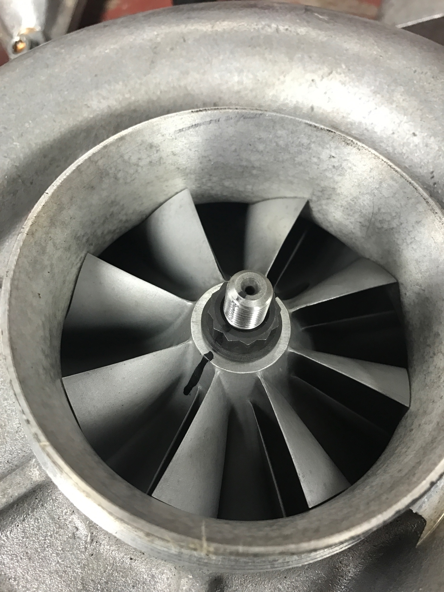 Vortech v1 supercharger