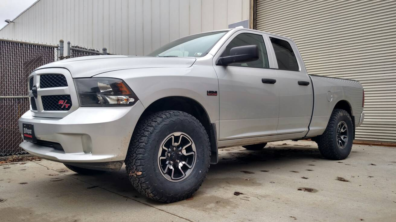 New wheels and tires! | DODGE RAM FORUM - Dodge Truck Forums