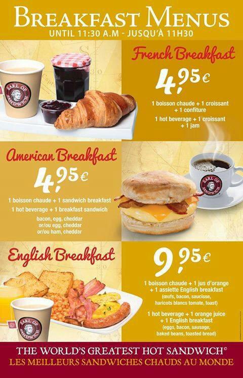 Prima colazione: Hotel Disney, Disney Village e al parco 75cf1c4ba0a7a9b790f8f5ad47eb243c