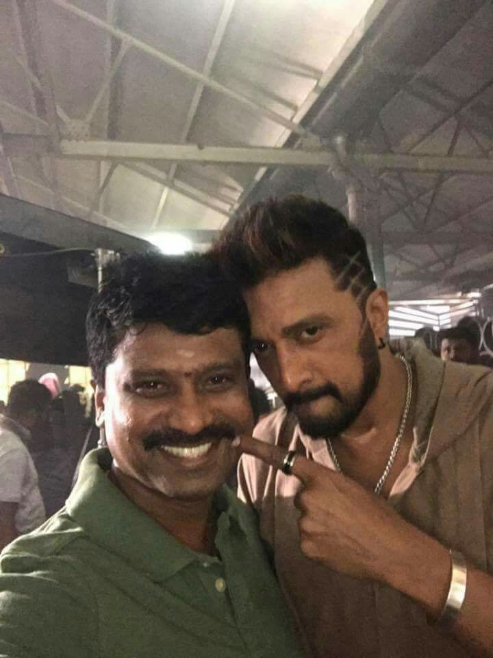 After Acting In Kannada Hindi Tamil And Telugu Actor Sudeep Is All Set To Make His Foray Into Hollywood Films Will Be A Film Called Risen