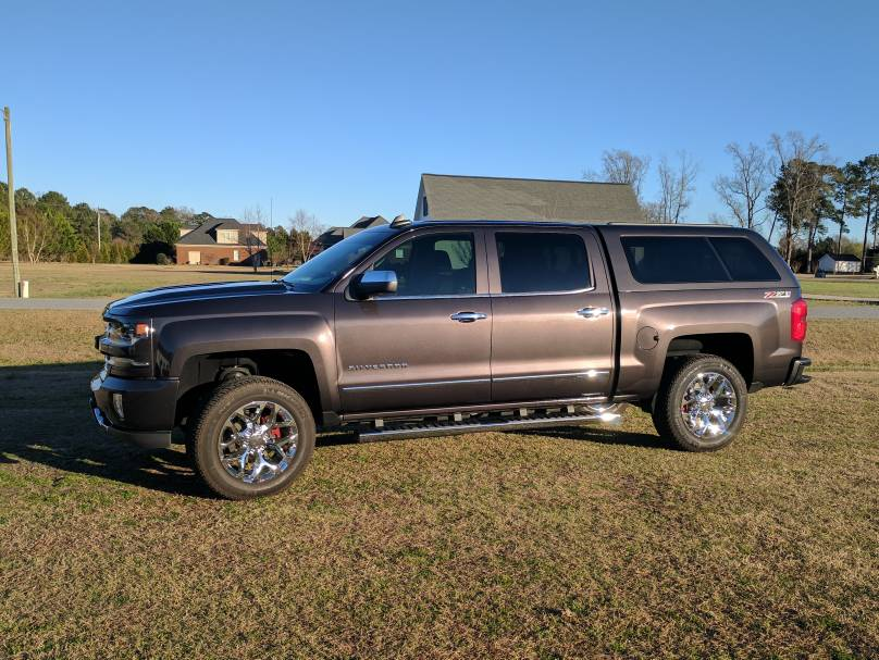 Chevrolet Dealers In Nc >> Camper shell...?? - Page 2 - 2014 / 2015 / 2016 / 2017 ...