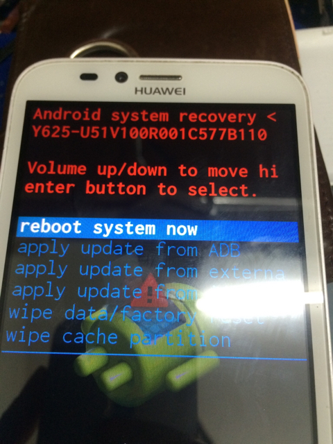 How unlock bootloader y625 - GSM-Forum