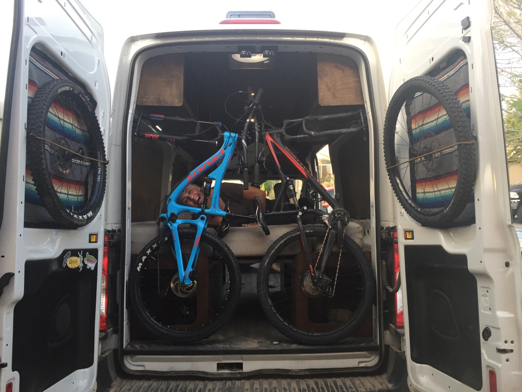 Bike Rack Master Thread Page 5 Ford Transit Usa Forum
