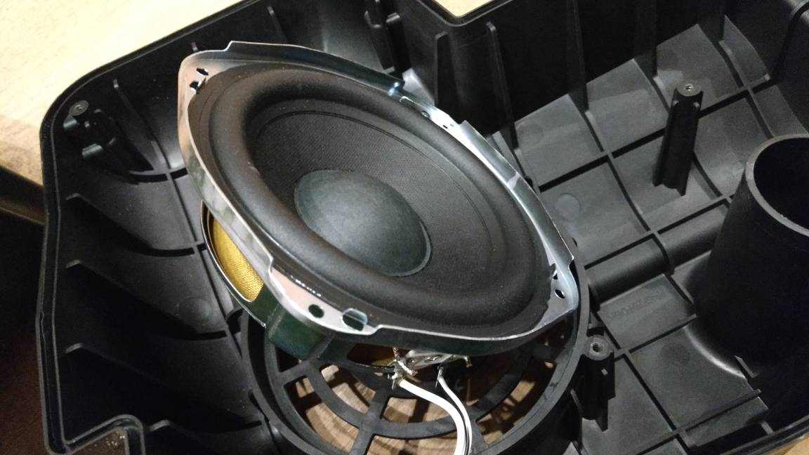 Replace Stock Speakers Adding Subwoofer On Audi A7