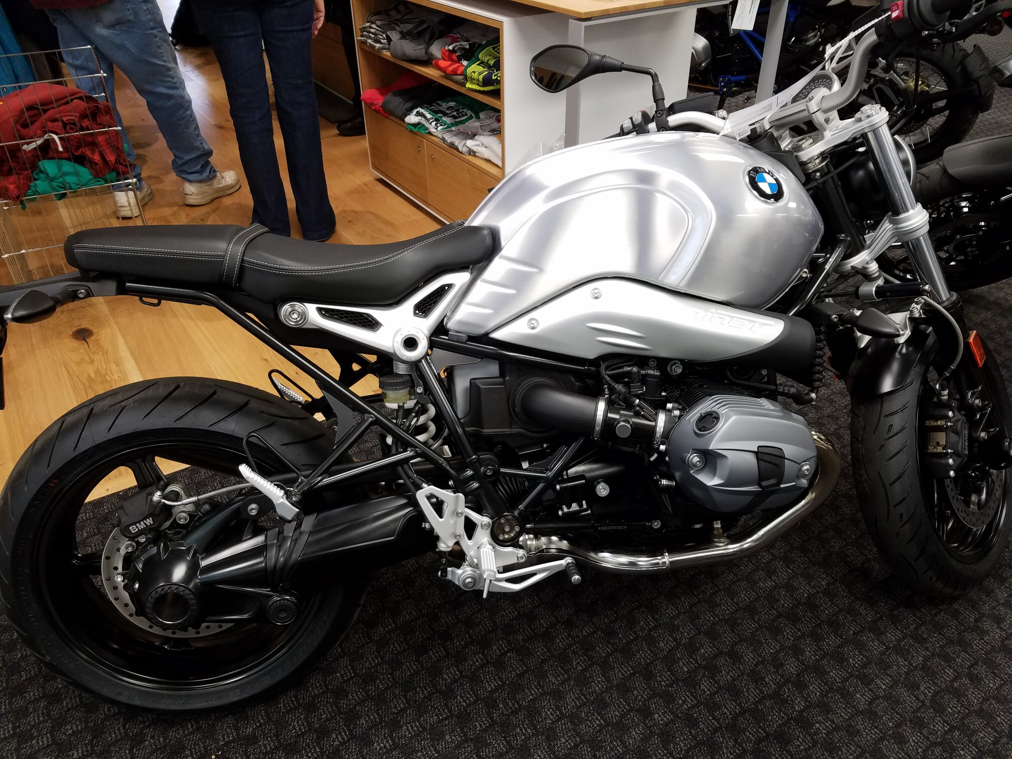 nine t pure page 7 bmw ninet forum. Black Bedroom Furniture Sets. Home Design Ideas