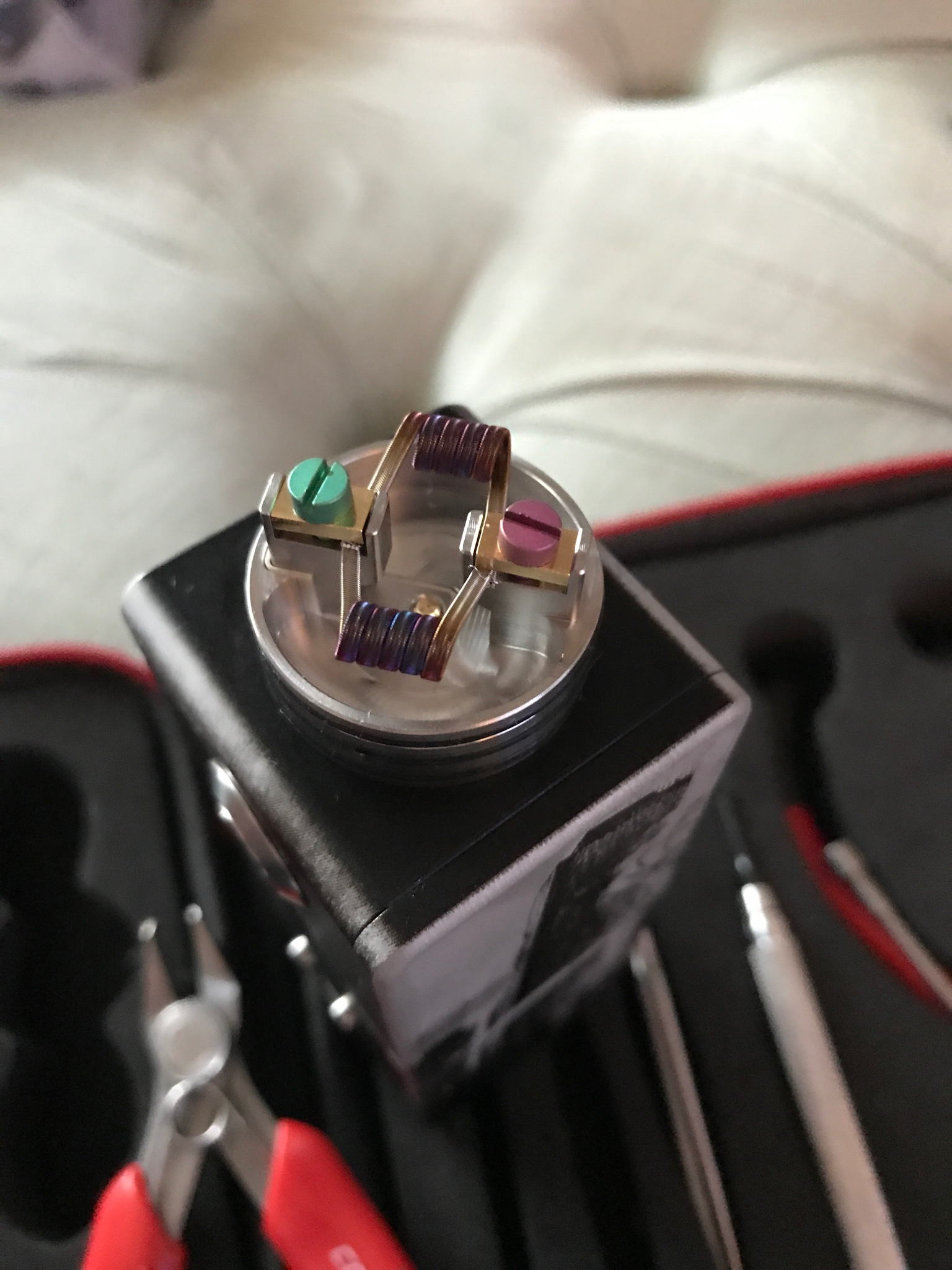 lipo 30 mm rda | Page 2 | Vaping Underground Forums - An