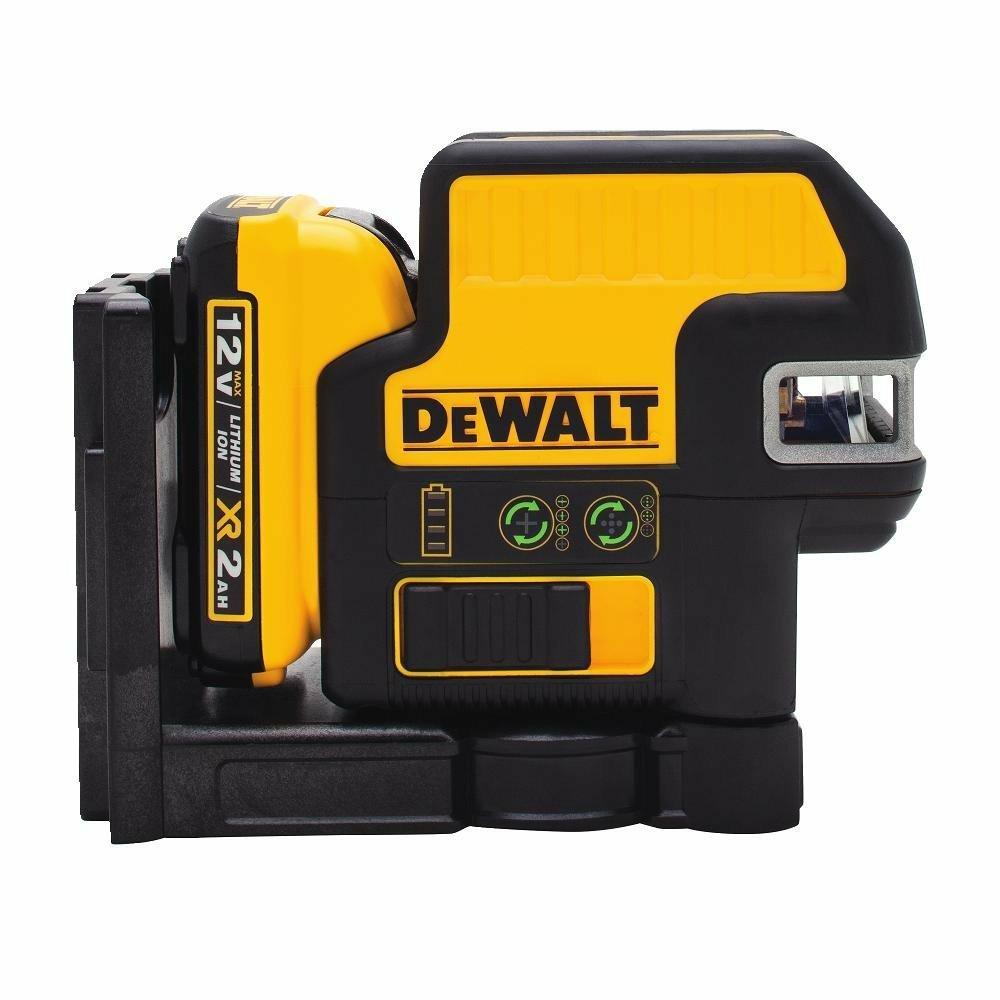 New 12v Lasers From Dewalt Packaged In A Tstak Case