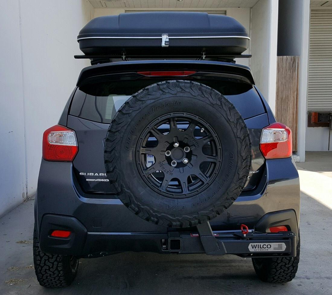 For Sale Wilco Hitchgate Solo Spare Tire Carrier