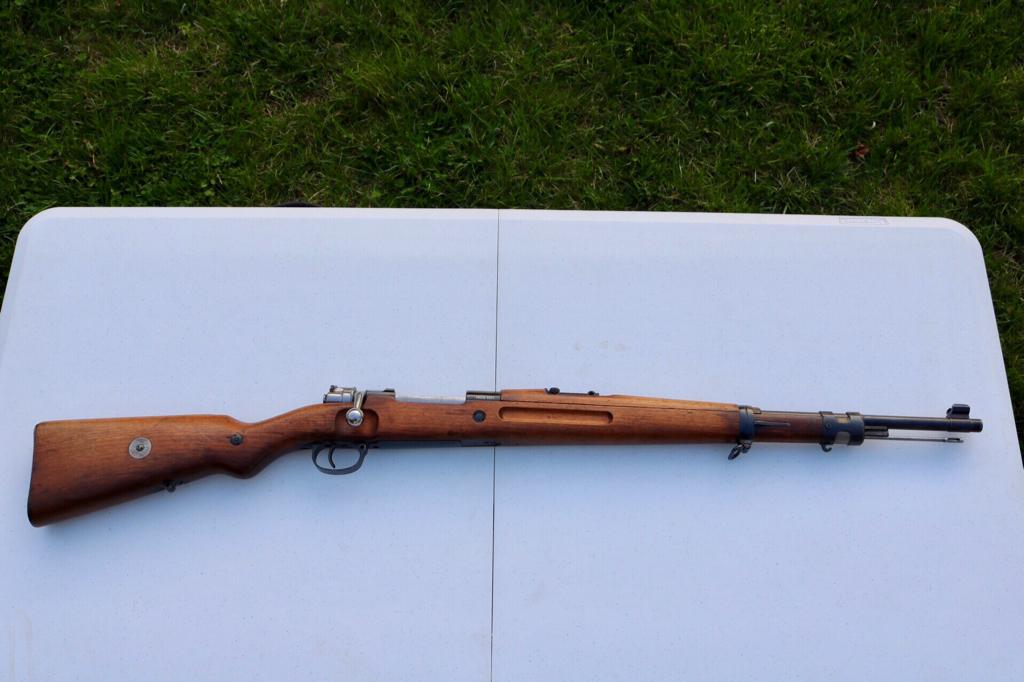 1935 Brazilian Short Rifle All Matching - Surplus Rifle Forum - www