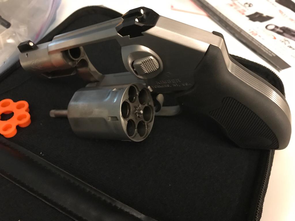 Kimber K6S: High Priced Pimp Gun?