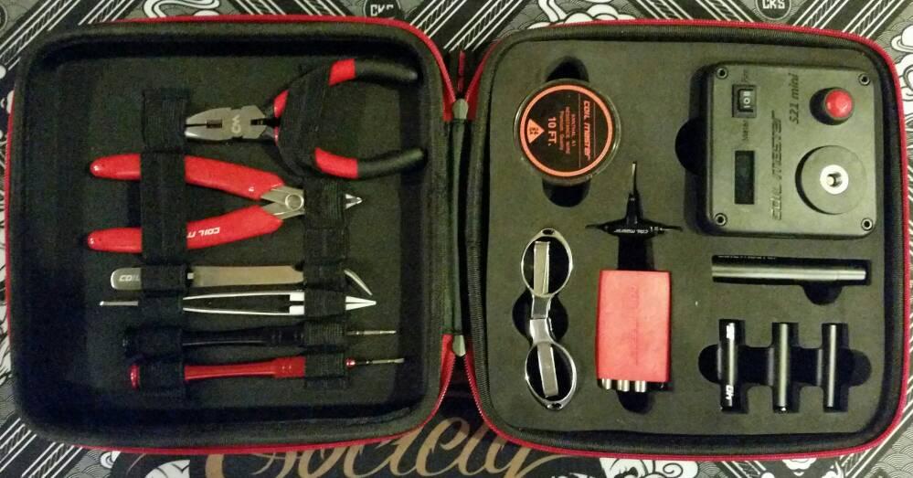 The Latest USA Seller Coil Master DIY V3 Tool Kit
