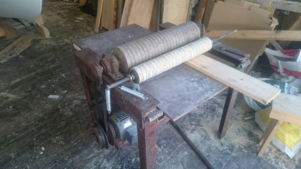 Building a drum sander [Archive] - The