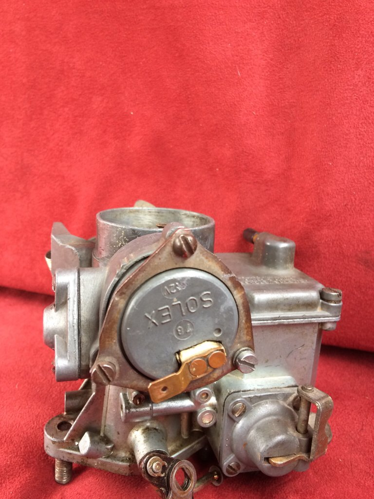 How do you test the choke unit on a solex 34 pict 3?   The