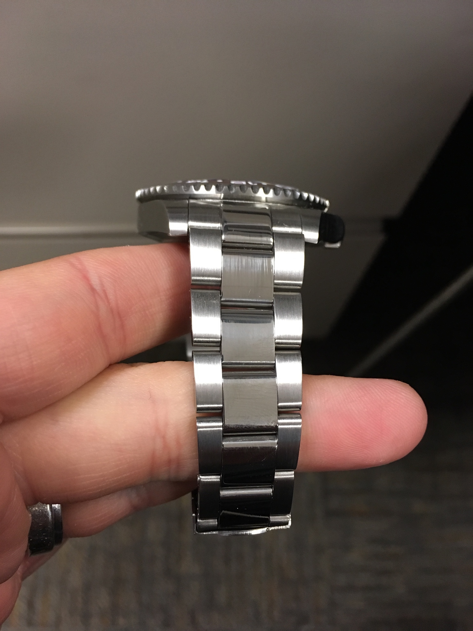 how to use gmt bezel