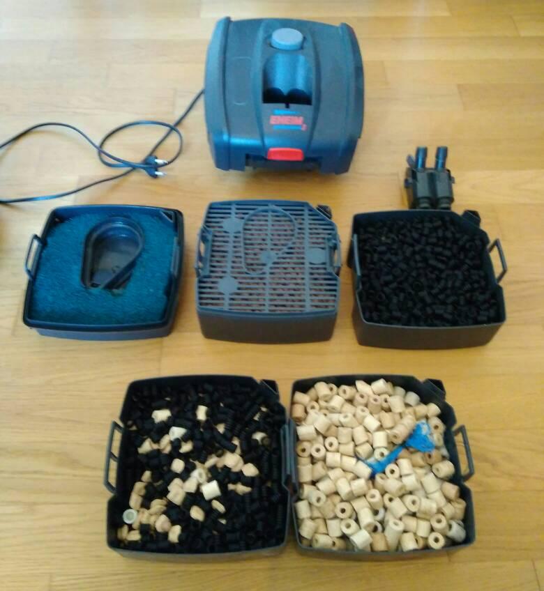Inviato dal mio redmi 4 utilizzando tapatalk for Filtro acquario usato