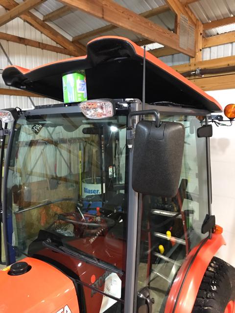 Factory Radio Jensen Jhd1635bt For My B2650 W   Cab - Orangetractortalks