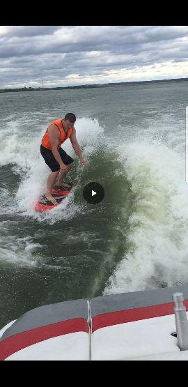 Need help going ropeless - Wakesurfing