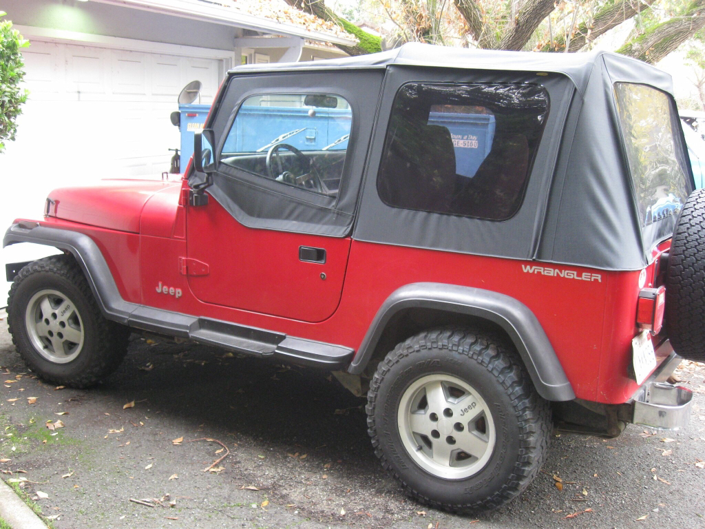 1994 YJ for $13,500? - Jeep Wrangler Forum