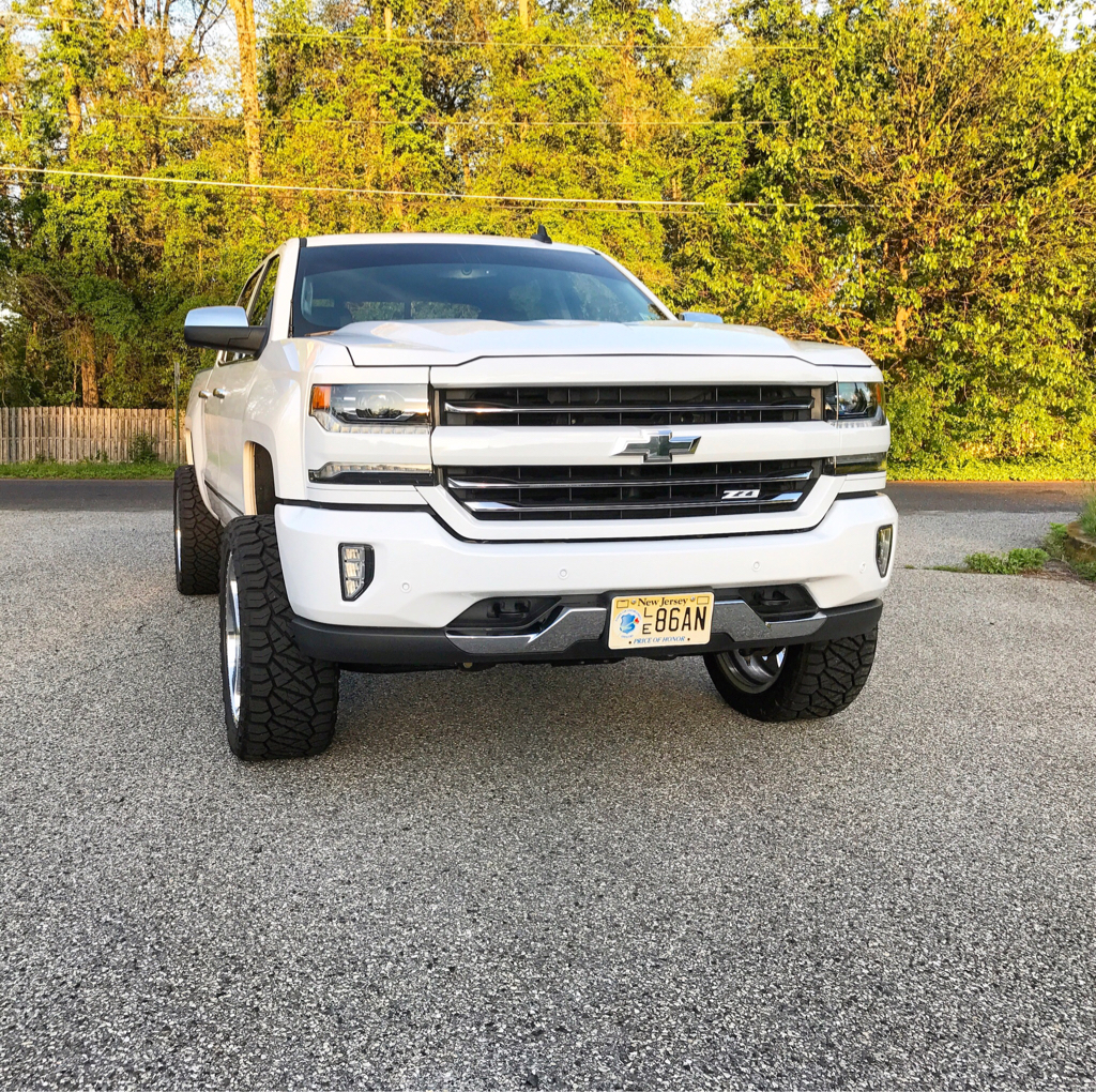 2017 chevy silverado ltz z71 6 2 build thread page 20 chevy truck forum gmc truck forum. Black Bedroom Furniture Sets. Home Design Ideas
