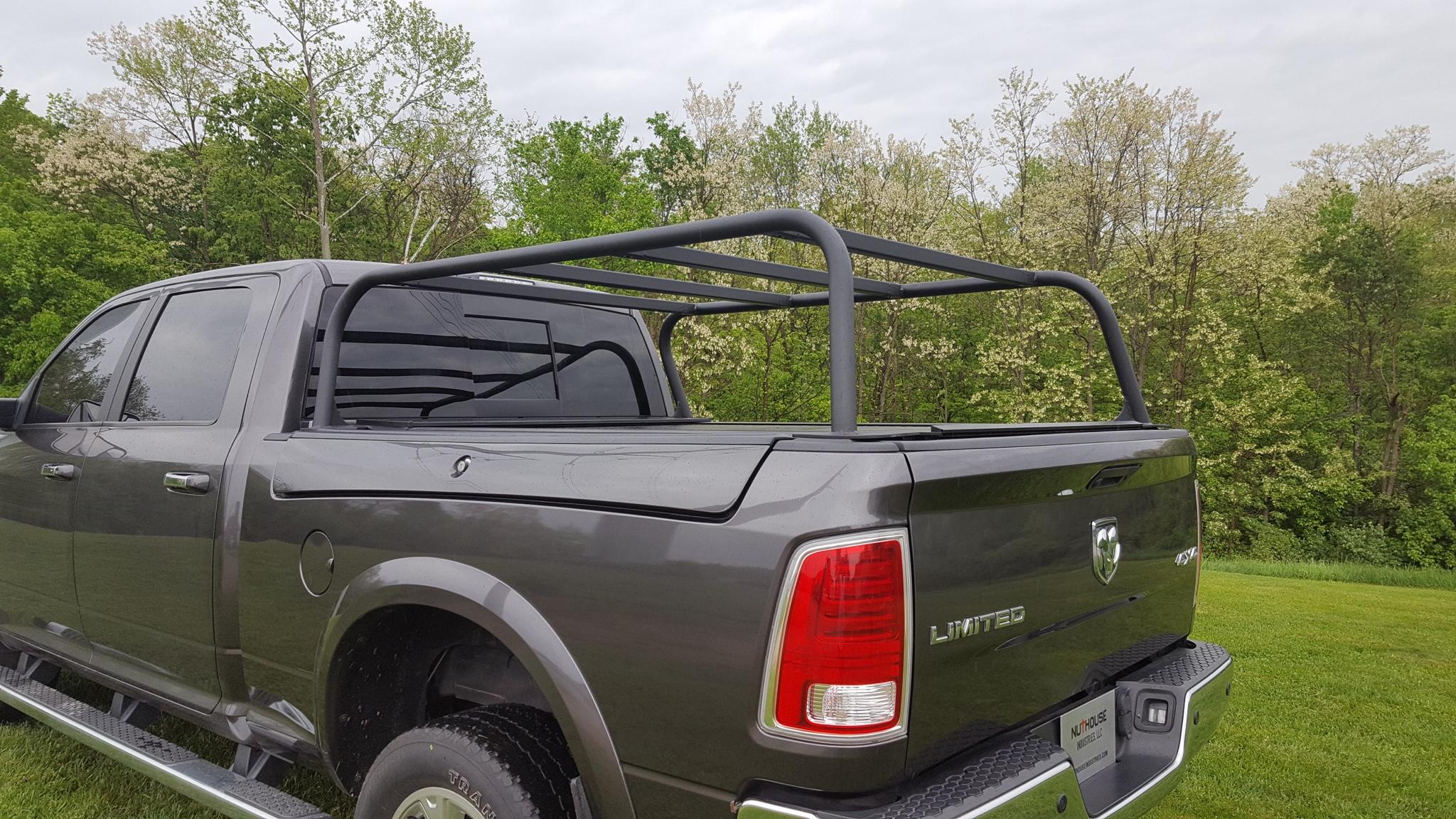 Ram Box Bed Rack Dodge Cummins Diesel Forum