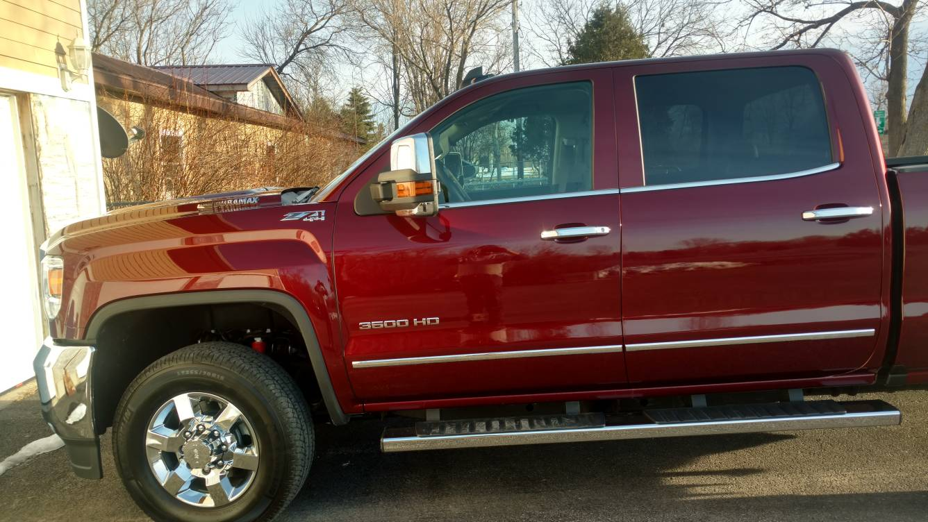 2018 Changes are out - Chevy and GMC Duramax Diesel Forum