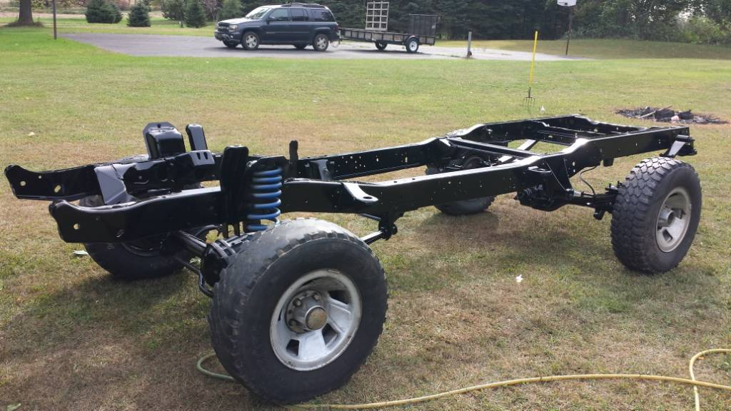 2016 Ford Bronco >> 78 Bronco Resto-Mod, 460 AOD NP205 - My First Build - Ford ...
