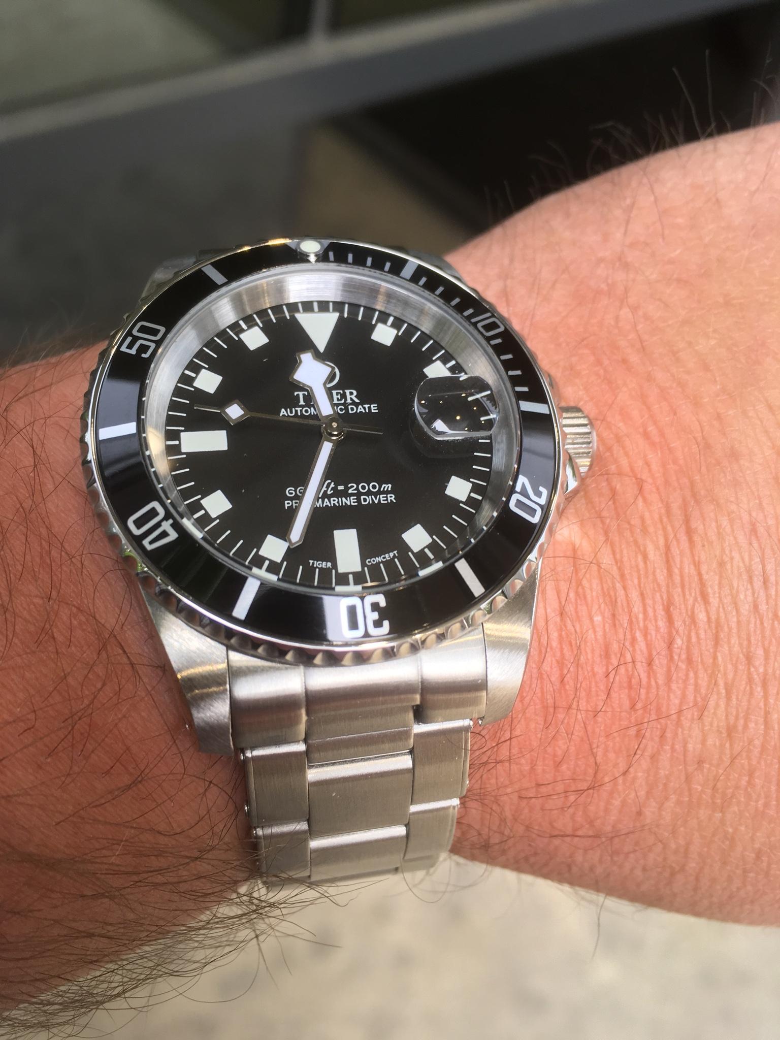 Tudor Pelagos 25600 TB Titanium Dive Watch Review ...