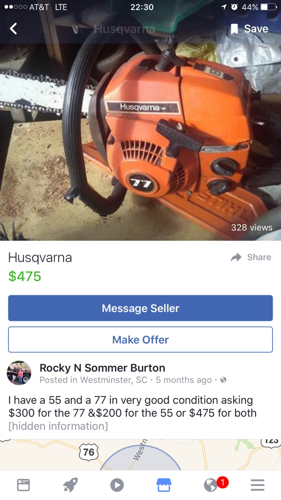 The Official Craigslist & eBay Thread | Page 79 | Outdoor