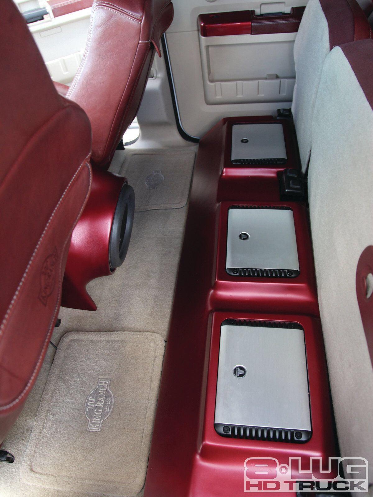 Center Console Subwoofer Box Car Audio Diymobileaudio