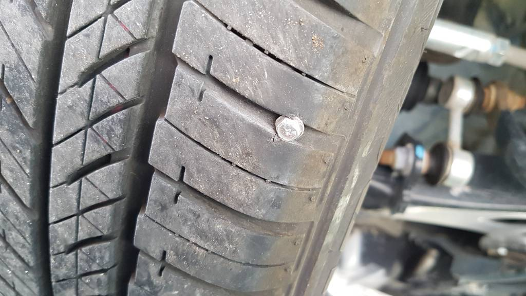 Nail In Tire Repair >> ('14-'18) How close it too close to sidewall for plug repair? - Subaru Forester Owners Forum