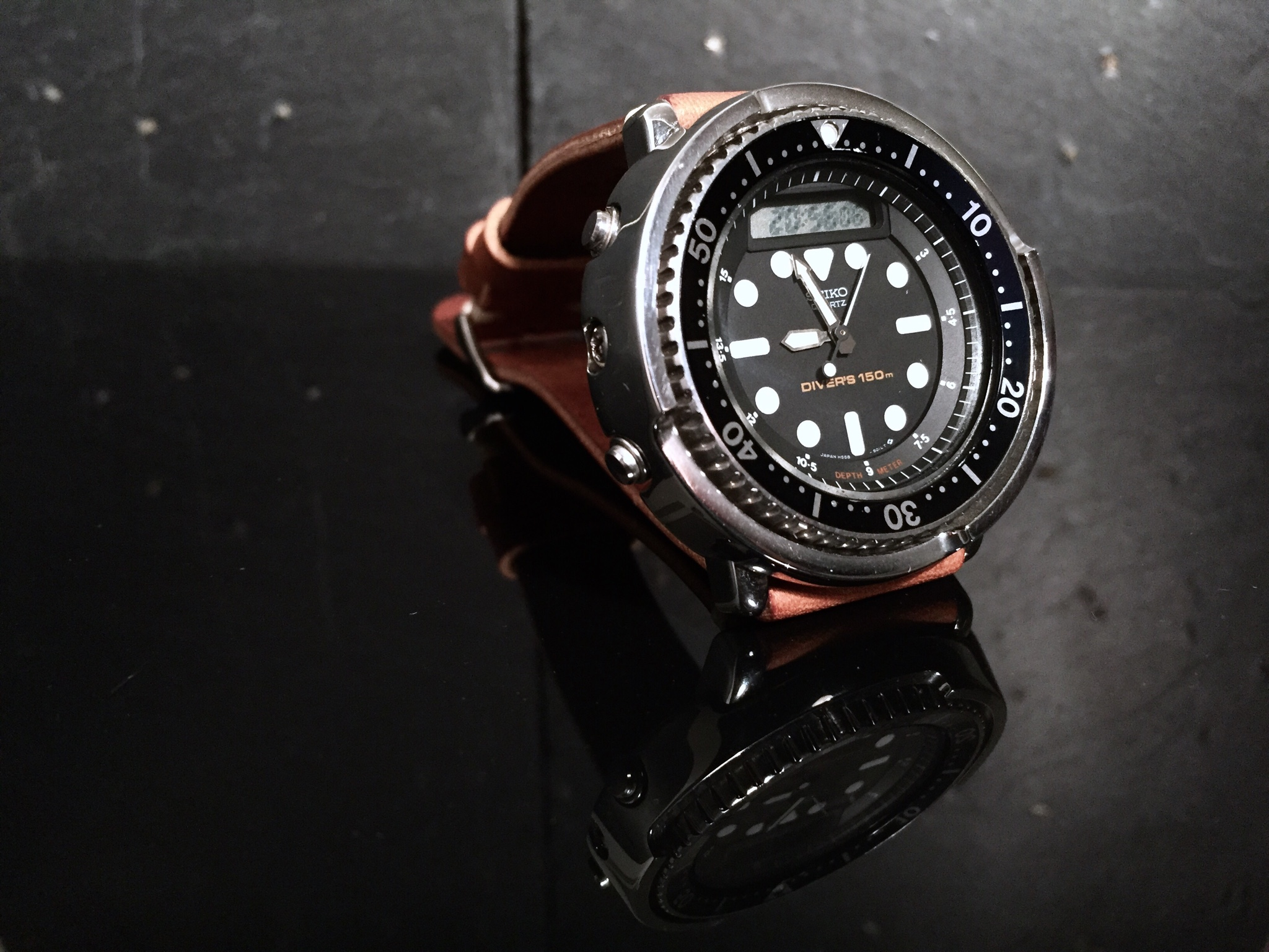 black date zero relojes en day predator watches below hamilton