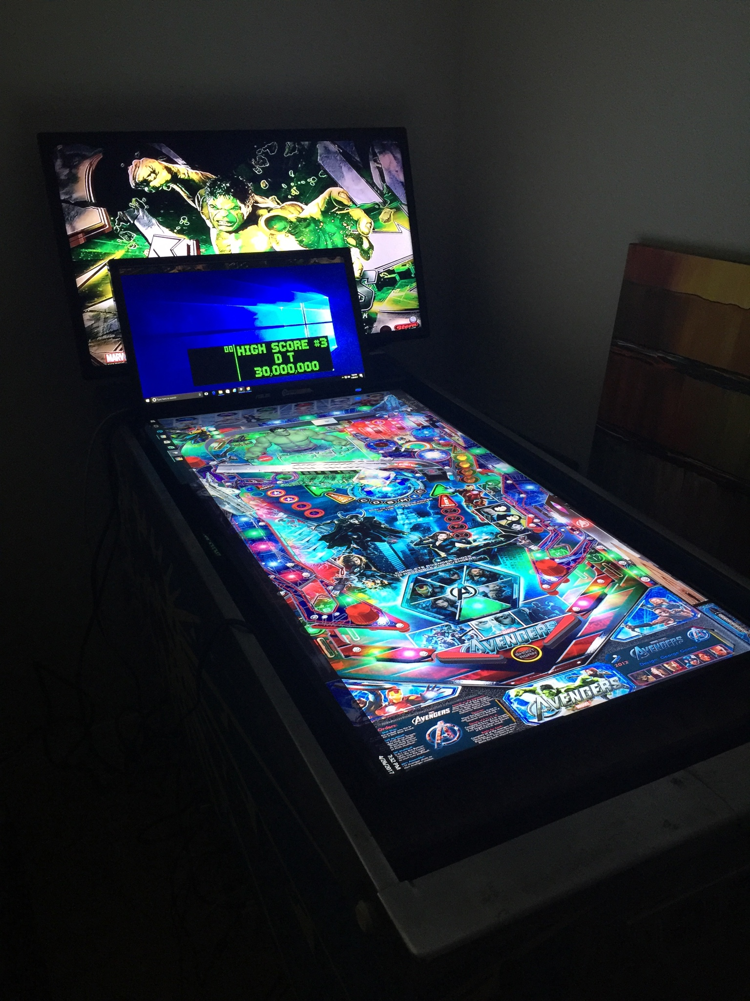 Making a Pinball Emulating PC