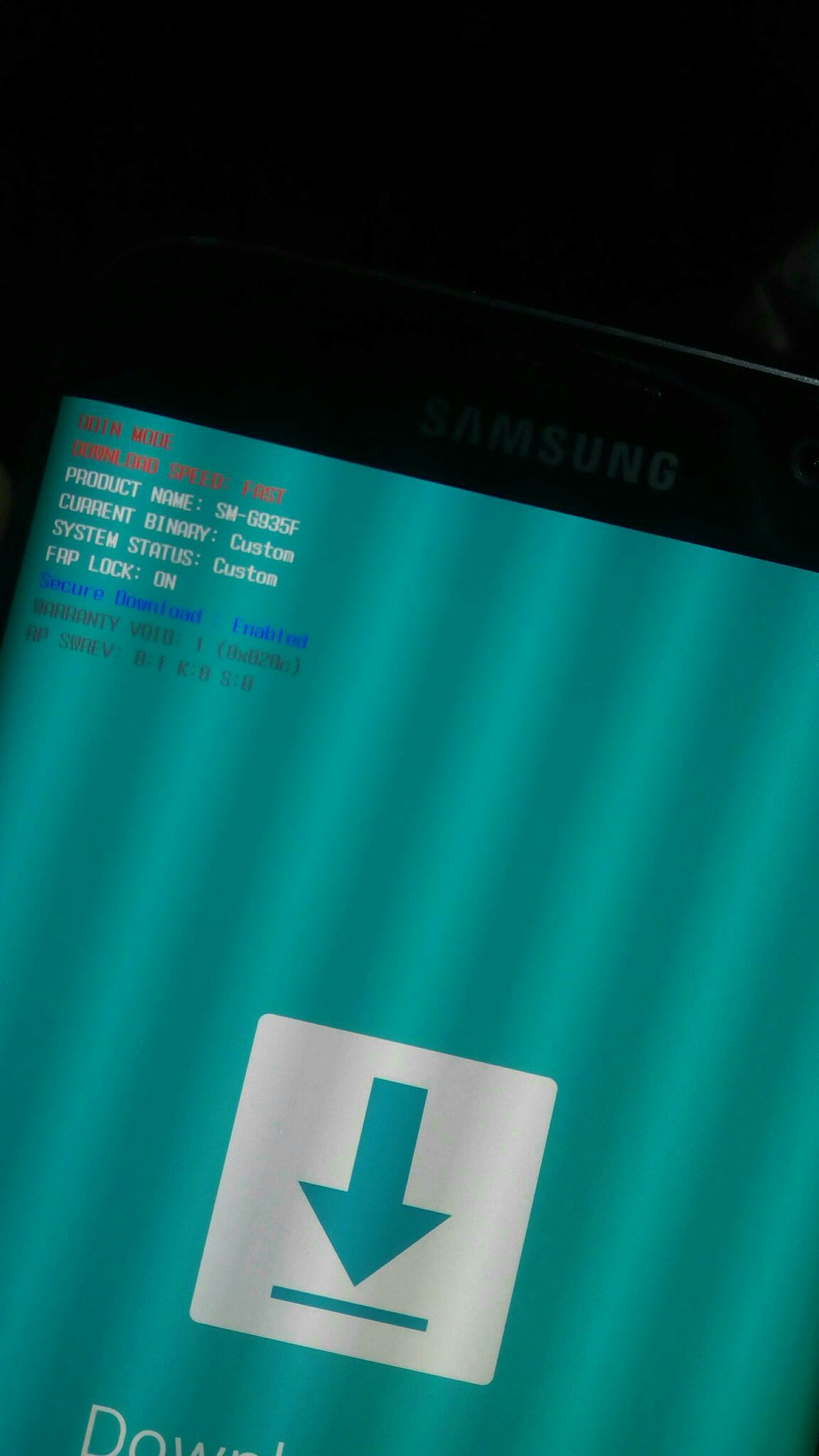Need samsung sm-g935f flash file india