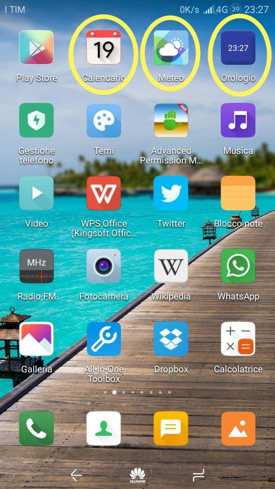 Calendario Huawei.Tema Emui Edge By Malaya Huawei P9 Lite P4 Androidiani