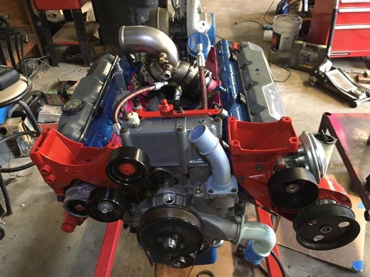 2016 Ford F250 >> Rebuilt motor - PowerStrokeNation : Ford Powerstroke ...