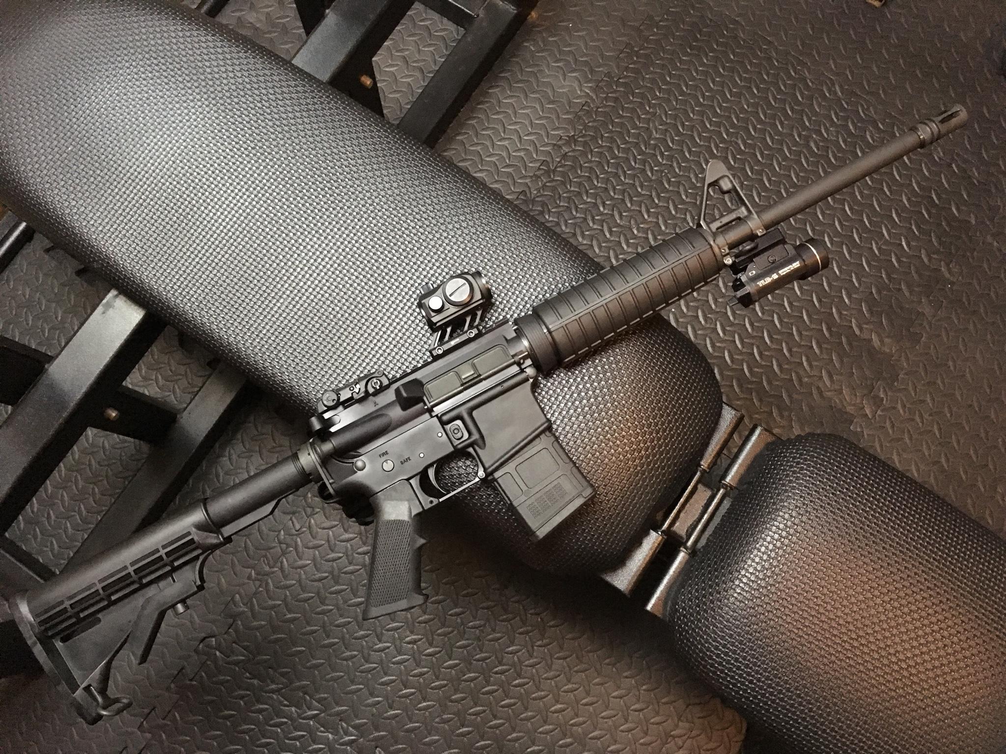 My Del-Ton AR-15 - Surplus Rifle Forum - www
