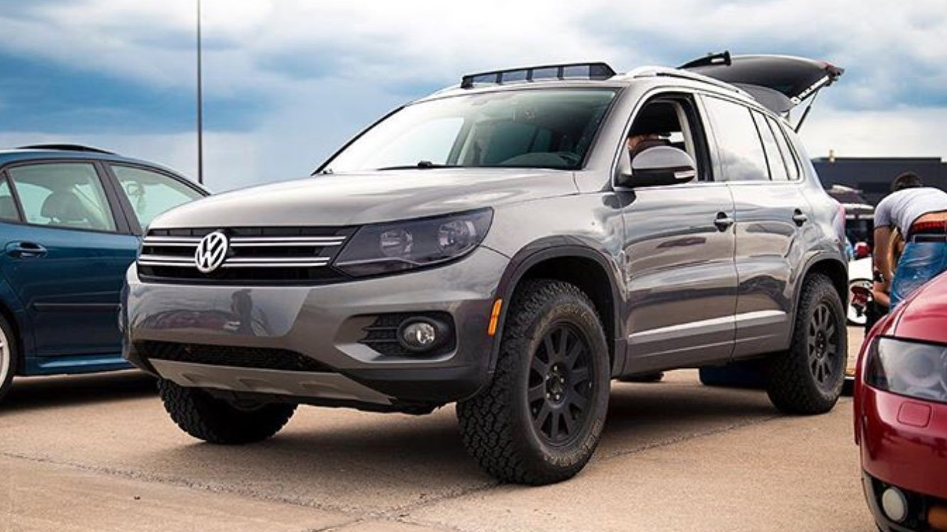 Lifted Tiguan Picture Thread