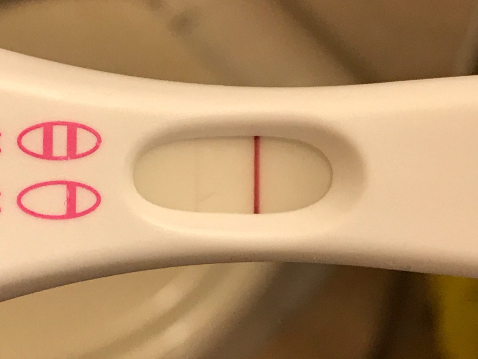 First Response Faint Line - False Positive?