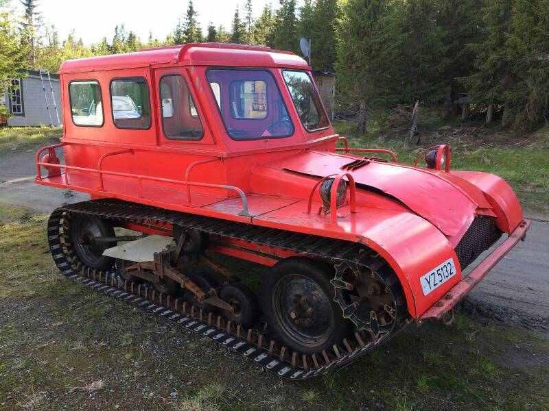 Snowtrac for sale  - Forums Forums - Off Topic Forum FUN