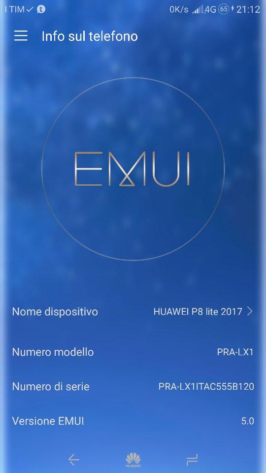 Tema Emui Edge By Malaya Huawei P9 Plus Androidiani